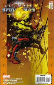 Ultimate Spider-man #116 Green Goblin